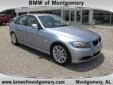 2010 Blue Water Metallic BMW 3 Series 328i Sedan #49135881