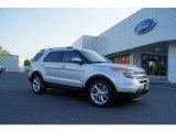 2011 Ingot Silver Metallic Ford Explorer Limited #49135743