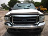 2004 Oxford White Ford F250 Super Duty XLT SuperCab 4x4 #49136086