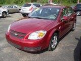 2007 Sport Red Tint Coat Chevrolet Cobalt LT Sedan #49135534