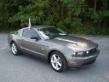 2011 Sterling Gray Metallic Ford Mustang V6 Premium Coupe #49136284