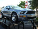 2007 Tungsten Grey Metallic Ford Mustang Shelby GT500 Coupe #49135540