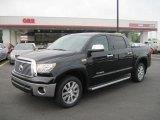 2011 Black Toyota Tundra Platinum CrewMax 4x4 #49135901