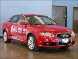 2008 Brilliant Red Audi A4 2.0T quattro S-Line Sedan #49136097