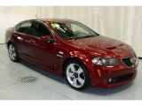 2009 Sport Red Metallic Pontiac G8 GT #49135798