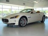 2011 Maserati GranTurismo Convertible GranCabrio