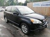 2008 Nighthawk Black Pearl Honda CR-V EX-L 4WD #49136133