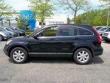 2008 Nighthawk Black Pearl Honda CR-V EX-L 4WD #49136334