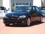 2011 Jet Black BMW 3 Series 328i Sedan #49135611