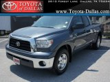 2007 Slate Metallic Toyota Tundra SR5 TRD Double Cab #49135620