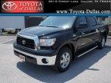 2008 Black Toyota Tundra SR5 CrewMax #49135622