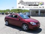 2007 Sport Red Tint Coat Chevrolet Cobalt LT Coupe #49135982