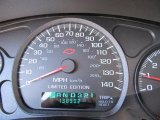 2000 Chevrolet Monte Carlo Limited Edition Pace Car SS Gauges