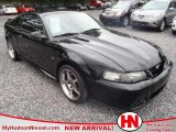 2000 Black Ford Mustang GT Coupe #49194519
