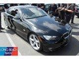 2008 Jet Black BMW 3 Series 335i Convertible #49195209