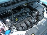 2012 Ford Focus SEL Sedan 2.0 Liter GDI DOHC 16-Valve Ti-VCT 4 Cylinder Engine