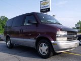 1997 Chevrolet Astro Cyclamen Purple Metallic
