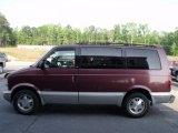 1997 Chevrolet Astro LS Passenger Van Exterior