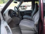 1997 Chevrolet Astro LS Passenger Van Gray Interior