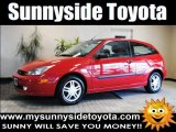 2004 Infra-Red Ford Focus ZX3 Coupe #49194734