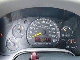 1997 Chevrolet Astro LS Passenger Van Gauges