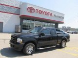 2003 Black Ford F250 Super Duty XLT SuperCab 4x4 #49195079