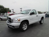 2007 Dodge Ram 1500 SLT Regular Cab Data, Info and Specs