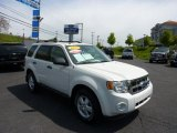 2009 White Suede Ford Escape XLT V6 4WD #49195092