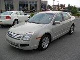 2008 Dune Pearl Metallic Ford Fusion SE #49195568