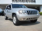 2002 Bright Silver Metallic Jeep Grand Cherokee Laredo #49195405