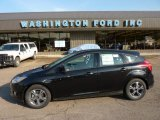 2012 Tuxedo Black Metallic Ford Focus SE Sport 5-Door #49195256