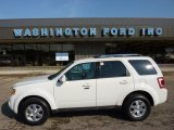 2009 White Suede Ford Escape Limited V6 4WD #49195265