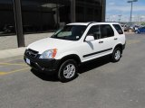 Honda CR-V 2004 Data, Info and Specs