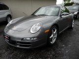 2008 Slate Grey Metallic Porsche 911 Carrera Coupe #49195120