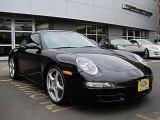 2008 Black Porsche 911 Carrera S Coupe #49195428