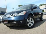 2005 Midnight Blue Pearl Nissan Murano SL AWD #49194955