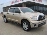 2010 Sandy Beach Metallic Toyota Tundra CrewMax #49195285