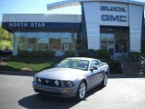 2006 Tungsten Grey Metallic Ford Mustang GT Premium Coupe #49195141