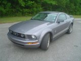2006 Tungsten Grey Metallic Ford Mustang V6 Premium Coupe #49195447