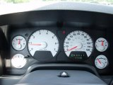 2008 Dodge Ram 1500 SLT Quad Cab Gauges