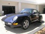 1995 Midnight Blue Metallic Porsche 911 Carrera Coupe #49195001