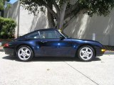 1995 Porsche 911 Midnight Blue Metallic