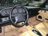 1995 Porsche 911 Carrera Coupe Cashmere Beige/Black Interior