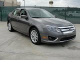 2011 Sterling Grey Metallic Ford Fusion SEL #49195178