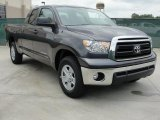 2011 Magnetic Gray Metallic Toyota Tundra Double Cab #49195182