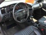 2004 Chevrolet Monte Carlo Intimidator SS Ebony Black Interior