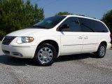 2007 Chrysler Town & Country Stone White