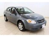 2007 Blue Granite Metallic Chevrolet Cobalt LS Sedan #49245161