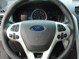 2011 Ford Explorer XLT Steering Wheel