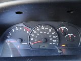 2001 Suzuki Grand Vitara JLX 4x4 Gauges